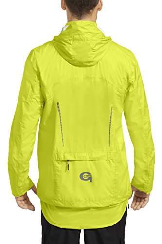 GONSO giacca a vento da uomo PRIME sulphur spring