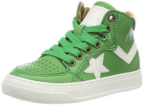 Bisgaard Unisex-Kinder 30720.119 Hohe Sneaker, Grün (Green 1001), 30 EU Hohe Reißverschluss