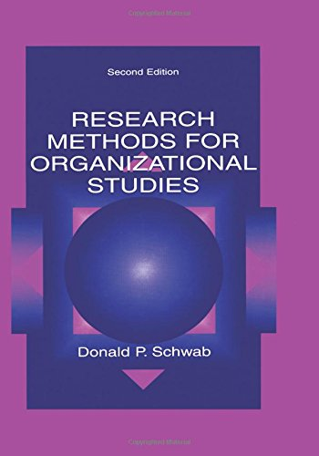 research-methods-for-organizational-studies