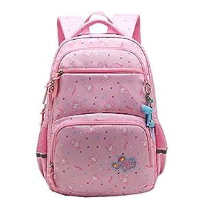 41jsRU6sy1L. SS300  - SellerFun UKXB106 - Mochila Infantil Niños, 22 L Style B Pink (Rosa) - UKXB426E1