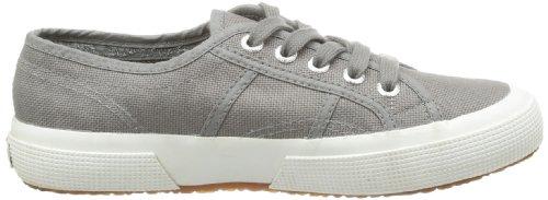 Superga 2750 Cotu Classic, Sneakers Unisex - Adulto Argento (Silver/931 Aluminium)