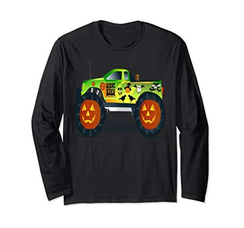 Kostüm Monster Truck - Trick Or Treat Halloween Kostüm Pullover  Langarmshirt