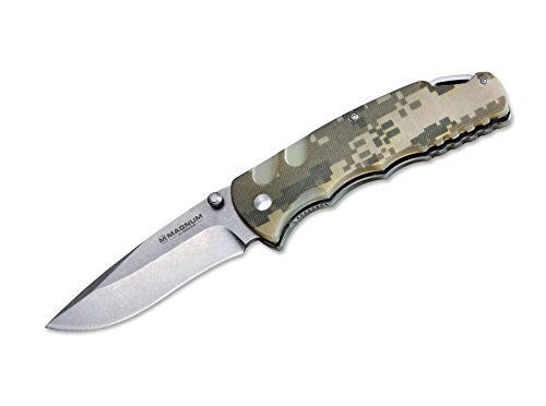 Böker 01SC461 Magnum ACU Folder Couteau de poche