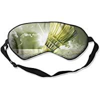 Badminton Cool Artwork Sleep Eyes Masks - Comfortable Sleeping Mask Eye Cover For Travelling Night Noon Nap Mediation... preisvergleich bei billige-tabletten.eu