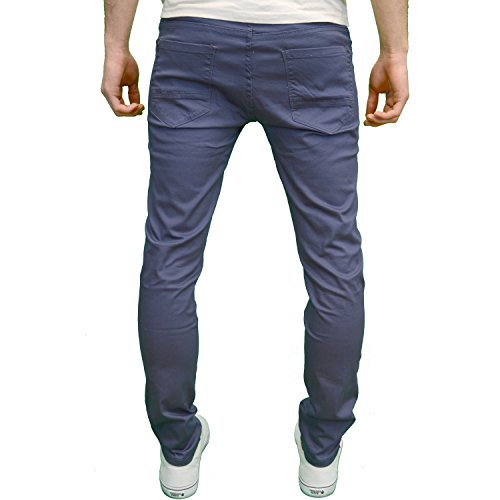 Crosshatch Herren Jeanshose Airforce