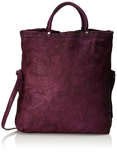 Think!THINK! BAG - Borsa shopper Donna , Rosso (Rot (CHIANTI 34 34)), 37x42x10 cm (B x H x T)