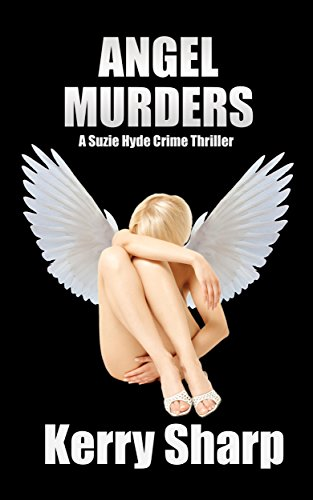 Book cover image for Angel Murders (Suzie Hyde Crime Thriller Book 2)