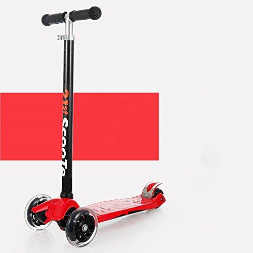 Scooter/Rocking culle/ moto/ scivolata-Rosso