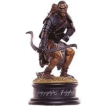 Lord of The Rings - Lord of the Rings El Señor de los Anillos pieza de Ajedrez Nº 24 ORC ARCHER