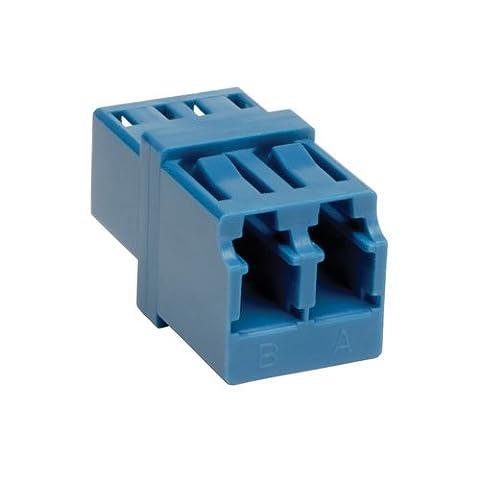 Tripp Lite Duplex Singlemode Fiber Coupler Blue