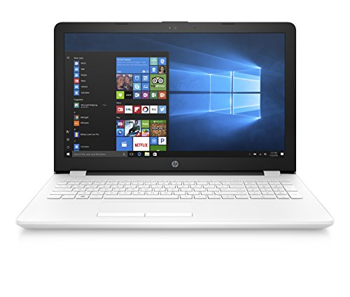 "HP 15-BS523NL Notebook PC Display da 15.6"", Processore Celeron N3060, Memoria RAM 4 GB DDR3L, SSD M.2 da 128 GB Scheda Grafica Intel HD 400, Bianco"