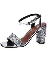 esBotines Complementos Amazon Y Flecos ZapatosZapatos rCdxeWBo