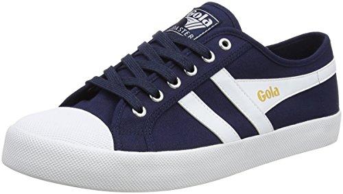 Gola Herren Coaster Navy/White/red Sneaker, Blau Xw, 42 EU Navy Coaster