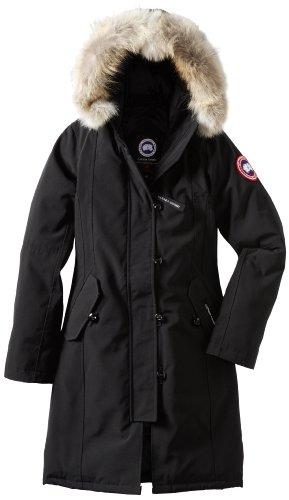 Canada Goose Kensington Parka für Mädchen, Mädchen, schwarz