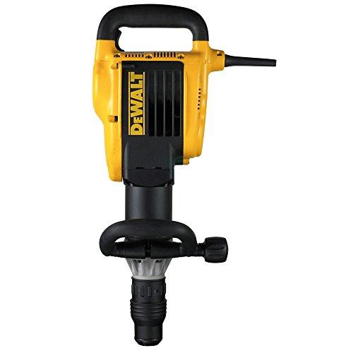 DeWalt SDS-max Abbruchhammer (1,500 Watt, mit Überlastreserven auch bei härtestem Einsatz, Magnesiumgehäuse für geringes Gewicht und hohe Lebensdauer, inkl. Zusatzhandgriff und Transportkoffer) D25899
