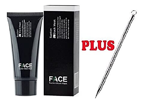 Face Apeel Purifying Blackhead Acne Remover Peel Mud Deep Cleaning Anti Aging Facial Mask 50ml + Professional Blackhead