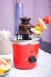 JOCCA- Fuente de chocolate color rojo de JOCCA
