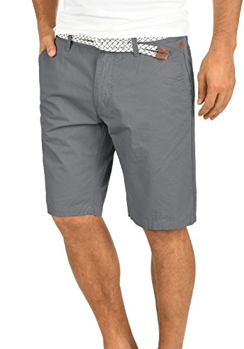 BLEND Ragna 20704154ME Chino Shorts, Größe:M;Farbe:Granite (70147) -