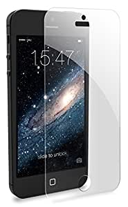 vau Screengards - Displayschutzfolie für Apple iPhone 5 5S 5C & iPhone SE (6er-SET: ultra transparente Schutzfolie, unsichtbar)