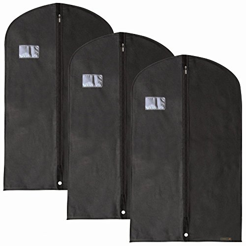 Hangerworld Lot de 3 Housses de Protection pour...