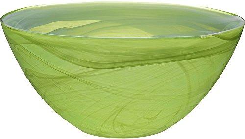 SeaGlassware SE8709013 Bol Verre, Green, 0,1 x 0,1 x 0,1 cm