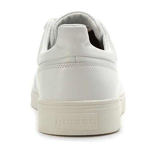 Diesel S-Hype Uomo Sneaker Bianco Weiß