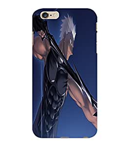 ColourCraft The Archer Design Back Case Cover for APPLE IPHONE 6S PLUS