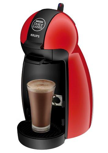 52464f10e 41jsmO3OeAL - NESCAFE Dolce Gusto Piccolo by Krups Coffee Machine - 15 Bar  Pressure Pump