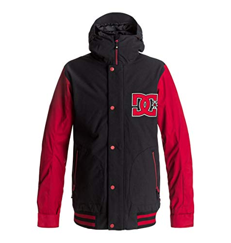 DC Shoes DCLA - Snow Jacket for Men - Snow Jacke - Männer - XL - Rot