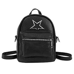 enviar maletas barato: PAOLIAN_Bolsos Bolsos mochila para Mujer Bolsos de mano Mini 2018 Moda Estudiant...