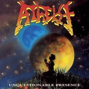 Unquestionable Presence by Atheist (1991-11-12)