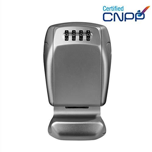 MASTER LOCK Boite à clés sécurisée [Sécurité renforcée] [Murale] - 5415EURD - Select Access® Coffre de rangement pour partager vos clés en toute sécurité