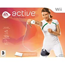 EA Sports Active: Personal Trainer (Wii) [import anglais]