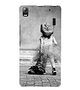 Vizagbeats baby going Back Case Cover for Lenovo K3 Note