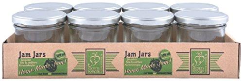 Esschert 's Design C2065Medium jam Pot (Set of 8) - Jam Pot