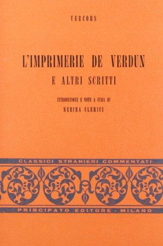L'imprimerie de Verdun