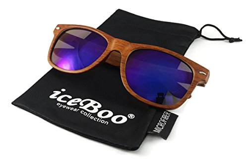 iceboo-sunglasses-two-tone-gloss-wood-grain-pattern-frame-mirrored-lens-uv400-wood-grain-pattern-w70