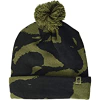 The North Face, Ski Tuke V, Berretto, Unisex adulto, Verde (Burnt Olive Green Disrupt Camo), Taglia unica