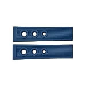 Breitling 22/20 Blue Ocean Racer Rubber Strap 211S 22/20 Bluor