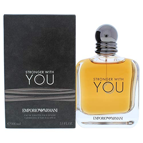 Giorgio Armani Stronger With You Zerstäuber Eau de Toilette 100 ml