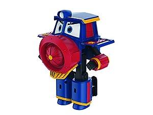 Robot Train Surtido 3 Robotrain transformable (BIZAK 62000191)