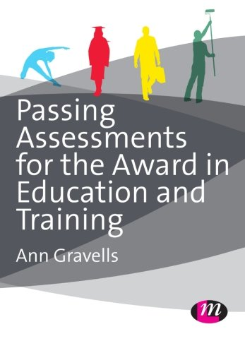 Passing Assessments for the Award in Education and Training