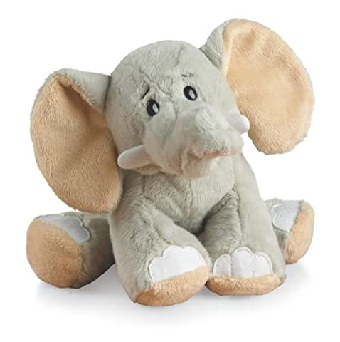 Webkinz Velvety Elephant Plush Toy with Sealed Adoption Code