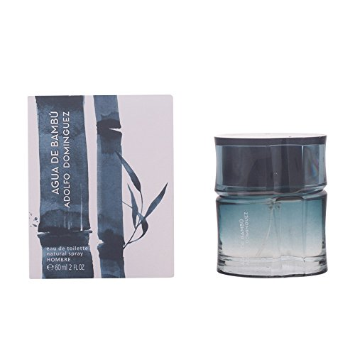 Adolfo Dominguez Agua De Bambu Eau De Toilette Spray 60ml