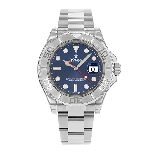 Rolex Yacht-Master 116622 Steel & Platinum Men's Watch
