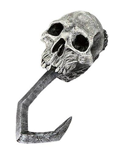 Skull Hand Hook (Totenkopf Piraten Hook Hand)