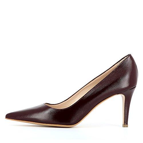 Evita Shoes Jessica, Scarpe col tacco donna Bordeaux