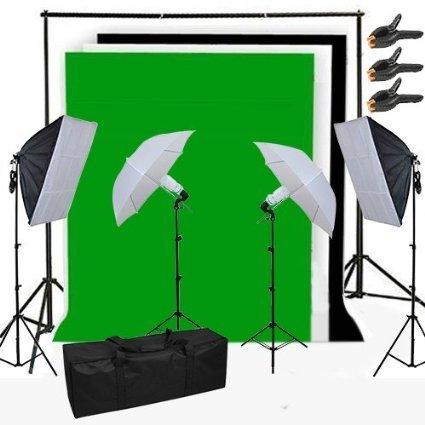 2500w-5500k-kit-declairage-softbox-continu-avec-parapluie-diffuseur-et-3fond-non-tisse-pour-tournage