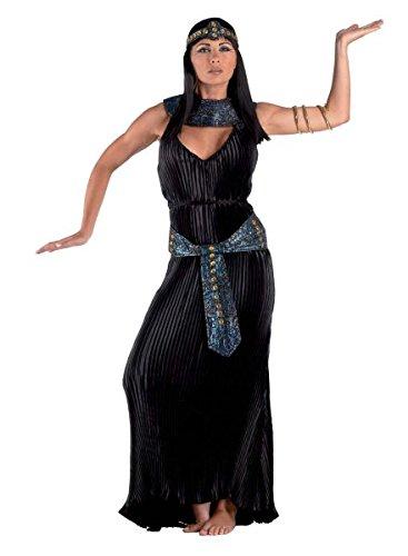yptische Königin Kostüm Kleopatra, Größe:L (ägyptische Party Deko-ideen)