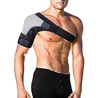 Verstellbare Schulterstütze, Rotatorenmanschette Unterstützung Für Dislozierte AC-Gelenk, Kompressionshülse Erholung... preisvergleich bei billige-tabletten.eu